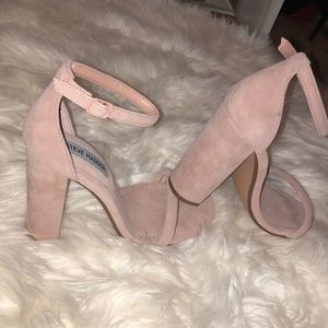 New Blush Pink Steve Madden Sandals (Easter pink)